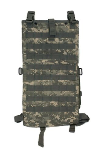 GCS MOLLE 3L Hydration Carrier With Shoulder Straps ACU Military Hydration Pack