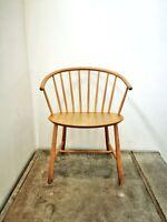 Spisebordsstol, Bøg, FDB, b: 57 l: 44, Ejvind A.