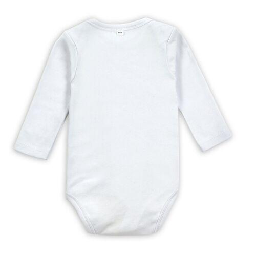 Personalised Long Sleeve Baby Vest Twinkle Twinkle Little Star Newborn Gift Boys