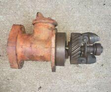 Vintage Ji Case Sc Tractor Engine Governor Amp Magneto Drive Oil Cap Complete S