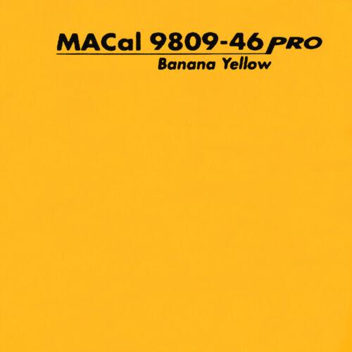 7,32 €//m auto 3 M voiture voiture film bananengelb brillant même film adhésif