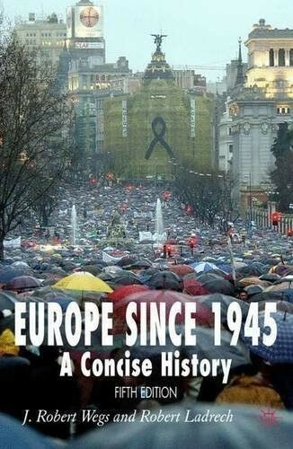 1 of 1 - Europe Since 1945: A Concise History, New Books