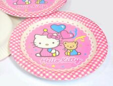 Hello Kitty Party Paper Plate Pack of 6