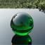Hot-20mm-60mm-Quartz-Crystal-Glass-Ball-Feng-shui-Magic-Healing-Crystals-Balls miniature 3