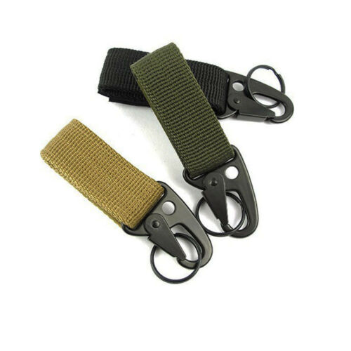 Outdoor Camping Equipment Carabiner Military Buckle Hunting Equipment Lock Hot