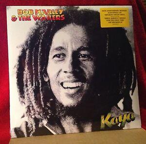 BOB-MARLEY-amp-THE-WAILERS-Kaya-180-gram-VINYL-LP-Sealed-35th-Anniv-Peter-Tosh