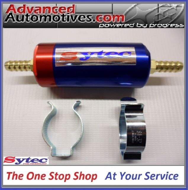 In Line Fuel Filter 6 AN Carb Or Fuel Injection 30 Micron Filter Billet Alloy
