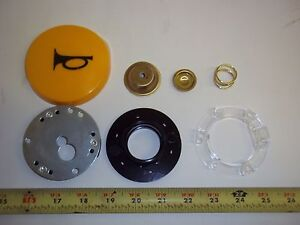 Details about 1811334 Clark forklift horn button kit