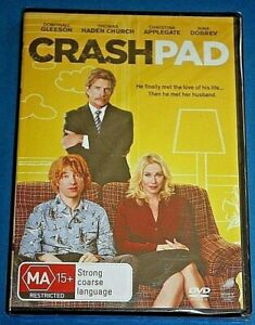 CRASH-PAD-DVD-NEW-SEALED-Region-4