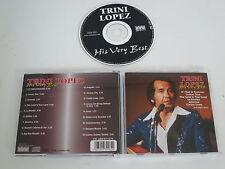 TRINI LOPEZ/HIS VERY BEST(BELLAPHON 288 07 274) CD ALBUM