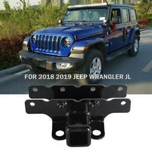 Details About 2 Rear Class 3 Tow Trailer Receiver Hitch For 2018 2019 Jeep Wrangler Jl Jlu