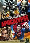 Superman/batman Apocalypse 0883929103379 With John Cygan DVD Region 1
