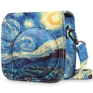 For-Fujifilm-Instax-Mini-8-Mini-8-Mini-9-Camera-Case-Bag-Cover-Starry-Night