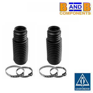 BMW-E36-Z3-STEERING-RACK-BOOTS-CLIPS-PAIR-LEMFORDER-A1261