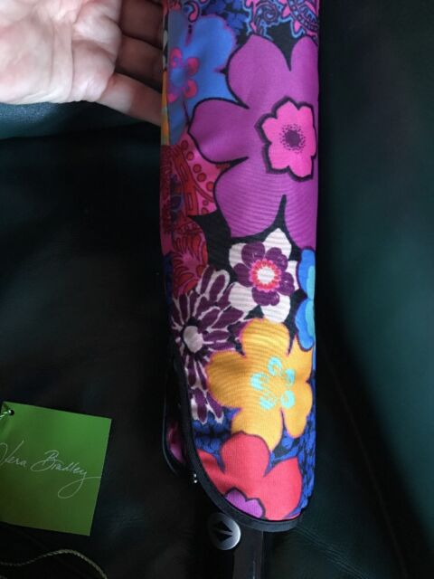 VERA BRADLEY Umbrella FLORAL FIESTA New with Tags!