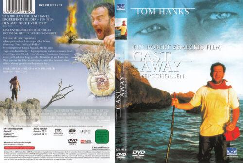 1 von 1 - Cast Away / Verschollen - DVD - Film - Video - 2004 - Neuwertig !