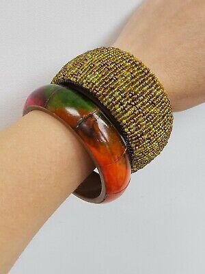 Pearl Bracelet for Women Elegant Bracelet for Woman Stack Bracelet Seed Bead Brass Stackable Bracelet Pearl Boho Jewelry