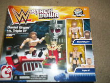WWE Stack Down 21014 Daniel Bryan vs Triple H 100pc new sealed