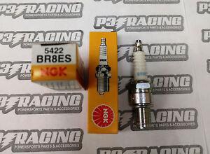 Nickel Plated Spark Plug For 1996 Polaris Xpress 300 ATV NGK Spark Plugs 5422