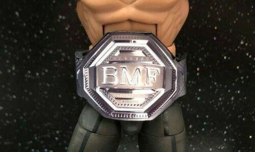 Titolo personalizzato Ufc Championship cinghie per le figure