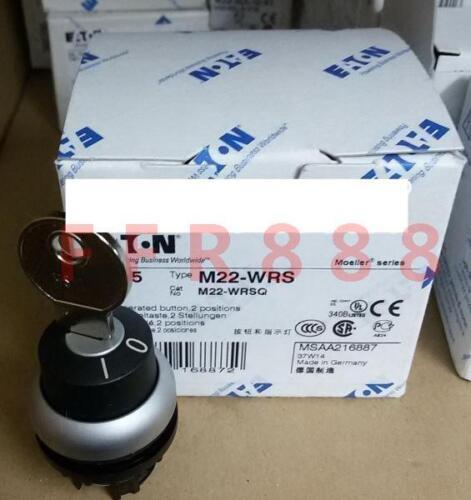 New EATON MOELLER M22-WRS