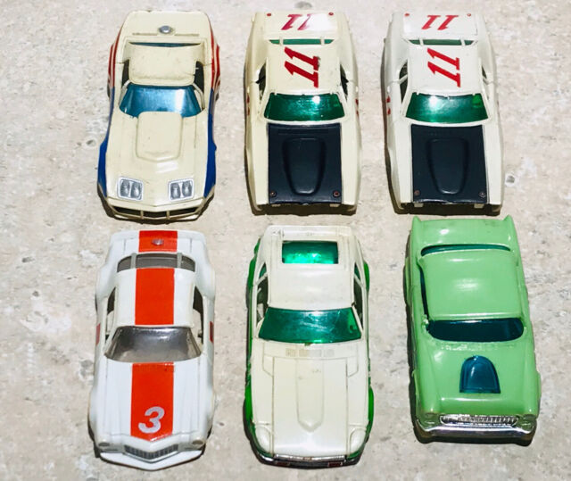 aurora afx ho slot car Car Used Body Lot