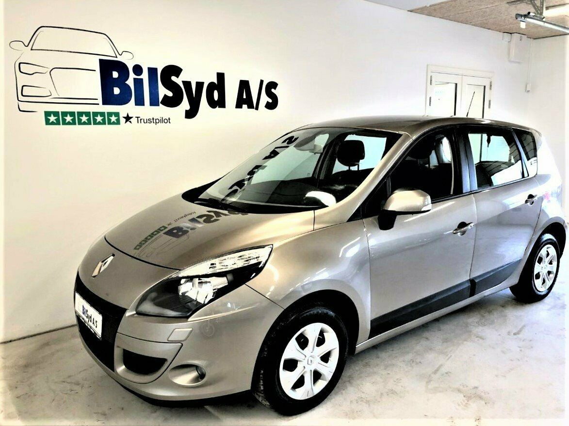 Renault Scenic III 1,6 16V Authentique 5d - 69.800 kr.