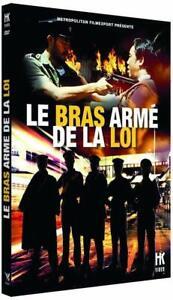 LE-BRAS-ARME-DE-LA-LOI-HK-VIDEO-DVD-NEUF-SOUS-CELLOPHANE