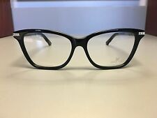 Authentic Swarovski Fame 5153 Womens Fashion Designer Eyeglasses- Black- NEW