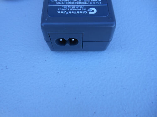 Globtek GT-41132-6013-1.0-T2 pn TR9KE500Q00-N RV O//P 12-5A fuente de alimentación