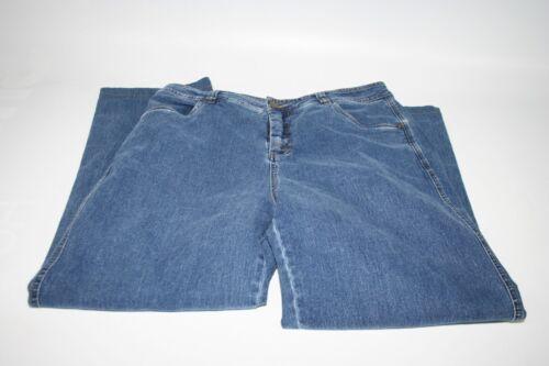 WOOLRICH Dark Wash Straight Legged 5 Pockets Casua