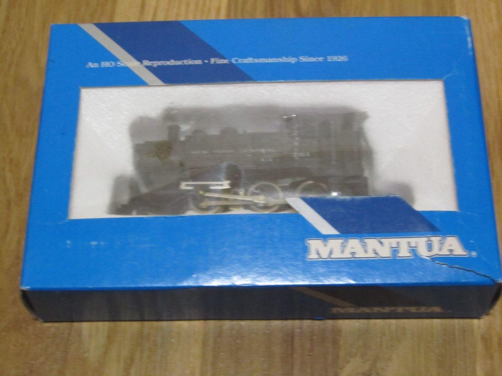 VINTAGE NEW Mantua HO 302-22  Little Six  Ney York Central 381 0-6-0 Locomotive