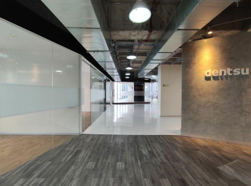 Renta - Oficina  - Century Plaza - 642 m2 - Piso 10
