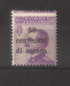 9958-Trento-e-Trieste-c-50-on-50-dentellatura-spostata-varieta-MH-lingu