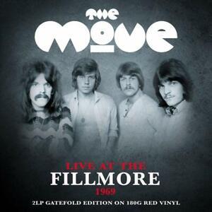 The-Move-Live-at-Fillmore-1969-2-LP-180G-Gatefold-Vinyl-Record