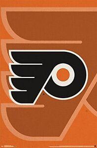 PHILADELPHIA-FLYERS-LOGO-POSTER-22x34-NHL-HOCKEY-13868