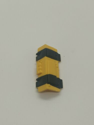 Vintage 1988 GI Joe Tiger Force Tiger Shark Storage Cover Replacement Part