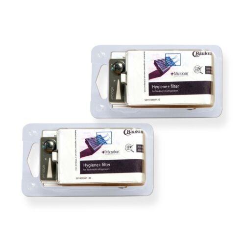 2x Bauknecht HYG001 481248048173 Hygiene-Filter 16,50€//1Stk