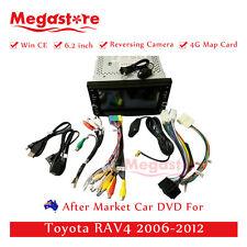"6.2"" Car DVD GPS Navigation Head Unit Stereo Radio For Toyota RAV4 2006-2012"