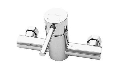 Einhebel Brausemischer Dusch Armatur Bad Brauseamatur mit Handbrause