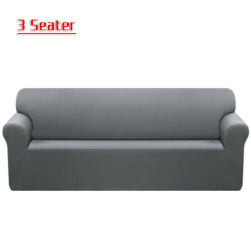 Universal Cloth Waterproof Sofa Cover Oil/&Stain Resistant Elastic Fully Covered