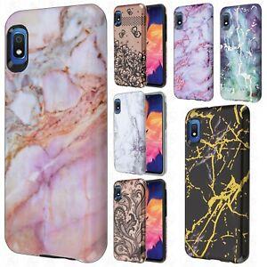 Samsung Galaxy A10e Shockproof Sleek Hybrid Impact Dual Case Phone Case Ebay