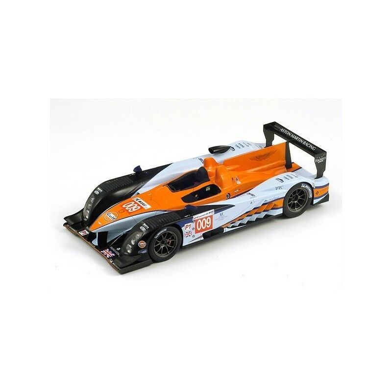 Aston Martin Amr-One 009 Lm 2018 Spark Multicolore 1:18