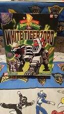 Power Rangers Mighty Morphin Legacy White Tigerzord factory sealed brand new!