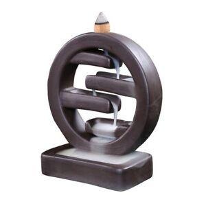 Incense-Bruciatore-Di-Incenso-Di-Riflusso-Di-Ceramica-Creativo-Home-Decor-I-T7T2