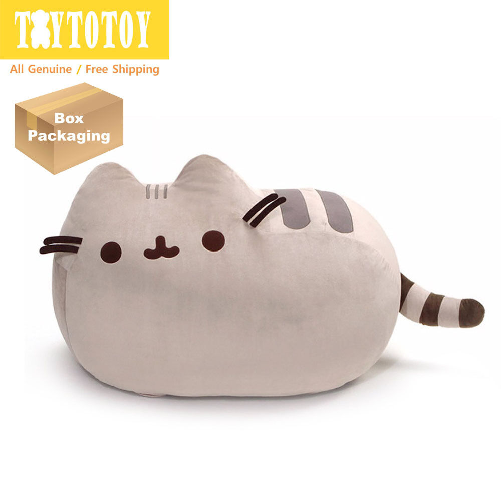 4051533 GUND Pusheen Cat 41in Plush Toy Stuffed Animals Doll + Expedited Ship
