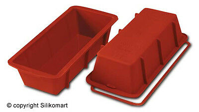 Plum Cake 300mm SFT331 Baking and Dessert Silicone Mould by Silikomart