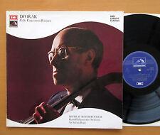 SXLP 30176 Dvorak Cello Concerto Rostropovitch Sir Adrian Boult HMV Stereo NM/EX