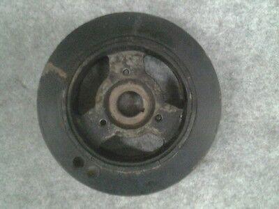 Harmonic Balancer Crank Pulley w//Key 4.0L, 6cyl. for 87-01 Jeep Cherokee XJ