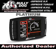 Bully Dog Triple Dog GT Platinum Tuner/Programmer GAS  40417